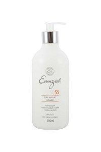 5055TP - Fluído Cremoso para Massagem Anticelulite e Antigordura Localizada - Sensação Térmica Ambiental (500ml)