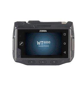 Coletor de Dados Vestível WT6000 Zebra