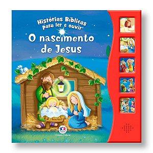 HISTÓRIAS BÍBLICAS PARA LER E OUVIR - O NASCIMENTO DE JESUS