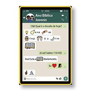 GUIA PARA ANO BÍBLICO JUVENIS E ADOLESCENTES 2021 10 A 16 ANOS
