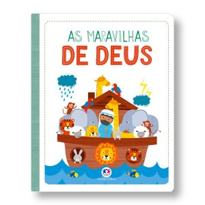 AS MARAVILHAS DE DEUS