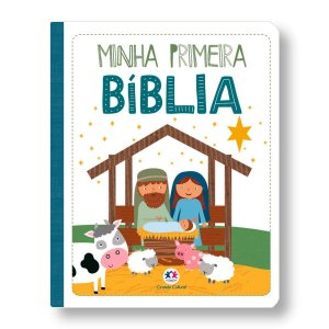 MINHA PRIMEIRA BÍBLIA MENINOS