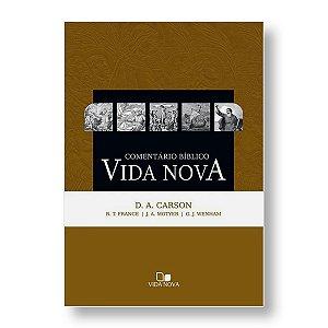 COMENTÁRIO BÍBLICO VIDA NOVA