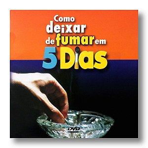 COMO DEIXAR DE FUMAR EM 5 DIAS