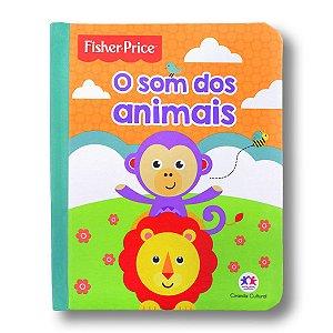 FISHER PRICE O SOM DOS ANIMAIS