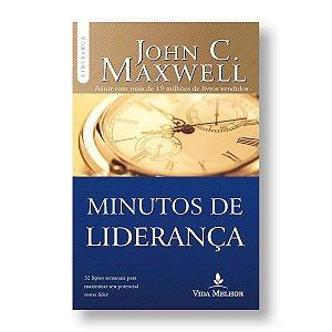 MINUTOS DE LIDERANÇA - JOHN MAXWELL