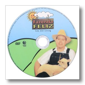 FAZENDA FELIZ COM TIO LARRY - EMBALAGEM ENVELOPE PLÁSTICO