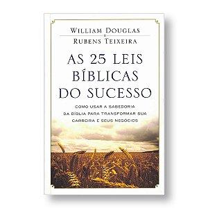 AS 25 LEIS BIBLICAS DO SUCESSO