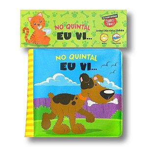 LIVRO DE BANHO NO QUINTAL EU VI...