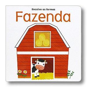 ENCAIXE AS FORMAS: FAZENDA