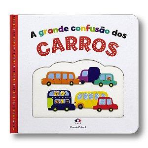 A GRANDE CONFUSÃO DOS CARROS