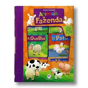 ANIMAIS DA FAZENDA - BOX COM 6 VOLUMES