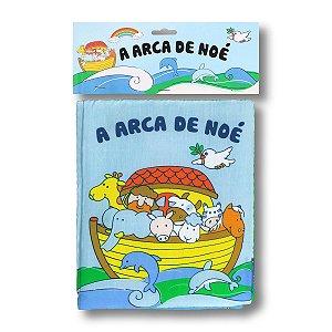 A ARCA DE NOÉ - LIVRO DE PANO