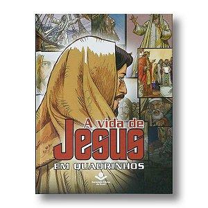 A VIDA DE JESUS EM QUADRINHO