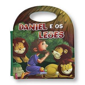 PRIMEIRO LIVRO DO BEBÊ: BÍBLICOS AQUÁTICOS DANIEL E OS LEÕES