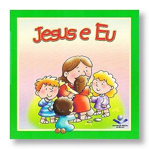 JESUS E EU - BROCHURA