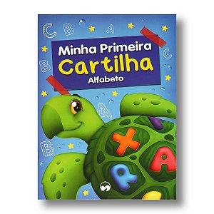 MINHA PRIMEIRA CARTILHA ALFABETO