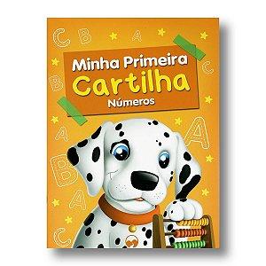 MINHA PRIMEIRA CARTILHA NÚMEROS