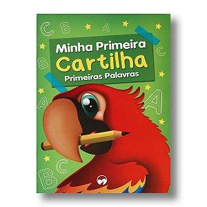 MINHA PRIMEIRA CARTILHA PRIMEIRAS PALAVRAS