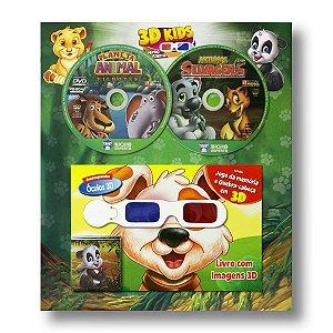 3D KIDS ANIMAIS