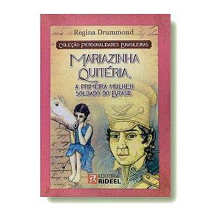 PERSONALIDADES BRASILEIRAS - MARIA QUITERIA