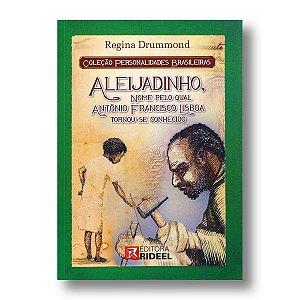 PERSONALIDADES BRASILEIRAS - ALEIJADINHO