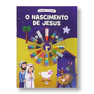 CIRANDA DAS CORES - O NASCIMENTO DE JESUS