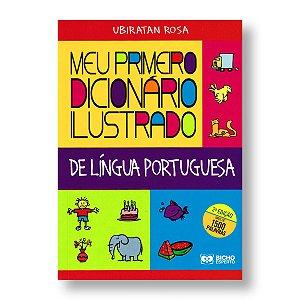 MEU PRIMEIRO DICIONÁRIO ILUSTRADO PORTUGUÊS