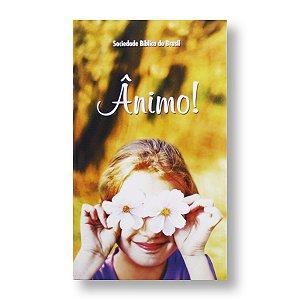 ÂNIMO! - LIVRETO PORÇÕES BIBLICAS NTLH580P5