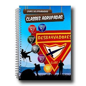 LIVRO DE ATIVIDADES - CLASSES AGRUPADAS