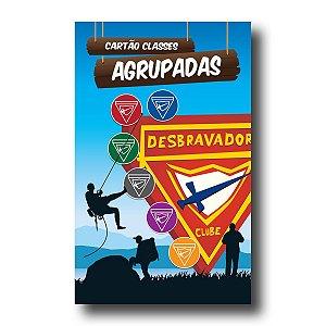 REGISTRO DE CLASSES AGRUPADAS