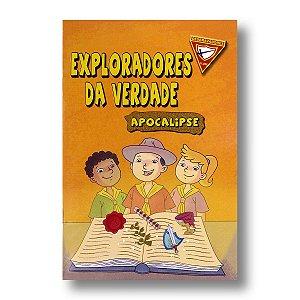 ESTUDO BIBLICO DESBRAVADORES - EXPLORADORES DA VERDADE - 10 A 12 ANOS