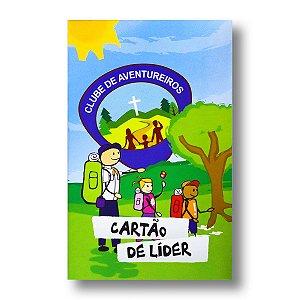 REGISTRO DE LIDERANÇA – AVENTUREIROS