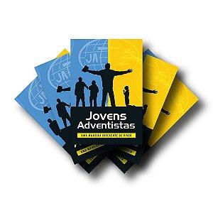 FOLHETO JOVENS ADVENTISTAS – KIT 1.000