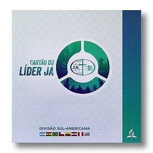 REGISTRO DE LÍDER JA