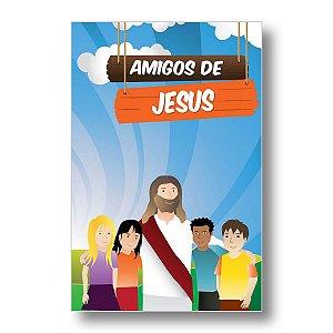 ESTUDO BÍBLICO JUVENIS AMIGOS DE JESUS 10 - 12 ANOS