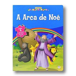LIVRO QUEBRA-CABEÇA: ARCA DE NOÉ