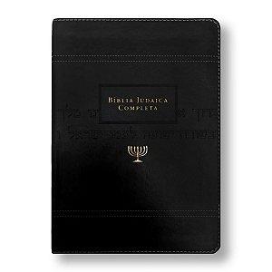 BÍBLIA JUDAICA COMPLETA LX ONETONE - PRETA