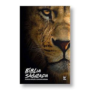 BÍBLIA AEC BROCHURA LEÃO