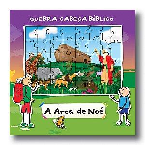 QUEBRA-CABEÇA BÍBLICO – A ARCA DE NOÉ
