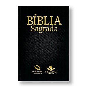 BÍBLIA NA63:PT MISSIONÁRIA CAPA DURA PRETA