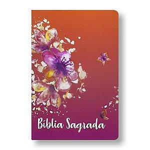 BÍBLIA NVT - LN LETRA NORMAL - ESPECIAL BORBOLETAS