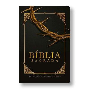 BÍBLIA NVT LG ST - LETRA GRANDE - COROA DE ESPINHOS