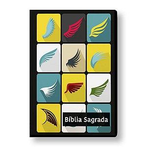 BÍBLIA NVI GRANDE CAPA ESPECIAL ALADO