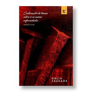BÍBLIA NVI BROCHURA CRAVOS / VERMELHA