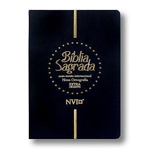 BÍBLIA NVI EXTRA GIGANTE PRETA