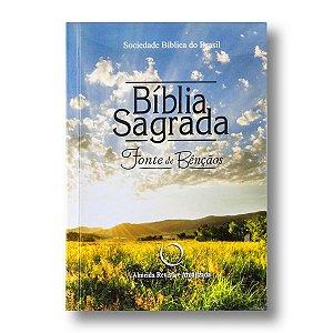 BÍBLIA RA040 FONTE DE BÊNÇÃOS BROCHURA