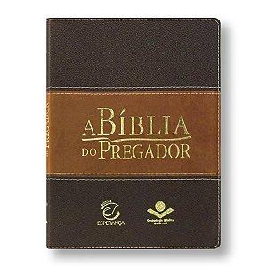 BÍBLIA DO PREGADOR RA085BPR CAPA MARROM