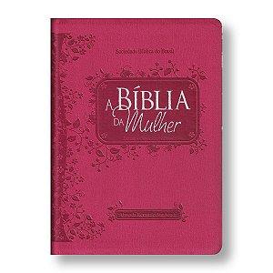 BÍBLIA DA MULHER RA 055 PINK