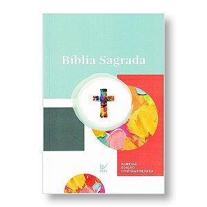 BÍBLIA AEC BROCHURA AQUARELA
